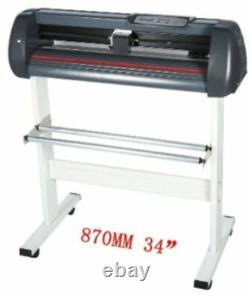 Machine De Découpe D'imprimante De Conception De Plotter De Vinyle