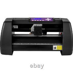 Machine Vevor Vinyl Cutter Imprimante Vinyle 375mm Imprimante Plotter Vinyl Cutting
