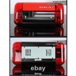 Mini Sticker Cutter A4 Cutter Plotter Machine De Coupe Contour Fonction De Coupe