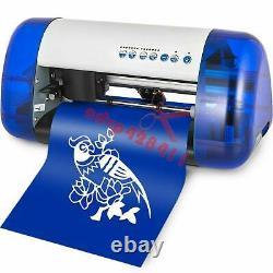 Nouveau A4 Vinyl Cutter Cutting Plotter Carving Machine Portable Artcut Software Diy