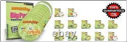 Nouveau Pack Vector Graphics De 10 CD + 3 CD Bonus Économisez $356 Coupeur/traceur De Vinyle
