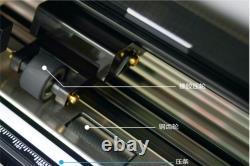 Patrouille Automatique Contour Cutting Plotter & Red Light Sensor Vinyl Cutter 415mm T