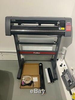 Pixmax 9123 28 Pouces Vinyle Cutter Traceur Et Signcut Pro Software