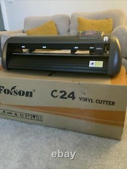 Plotter Cutter Vinyle Foison C24