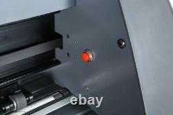 Plotterie De Découpe De Vinyle 34 Fabricant 3blade Logiciel De Signmaster Véritable 870mm
