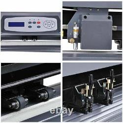 Sticker Vinyl Cutter Plotter Machine Avec Stand 28 Business Signmaster 3 Lames