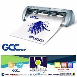 Traceur De Corte De Vinilos Gcc Puma IV P4-60lx 24 (61 Cms) Despacho Gratuito
