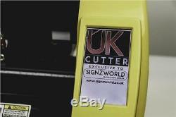 Ukcutter D Série Vinyle Cutter Traceur Caméra Avec Wifi Et Écran Tactile
