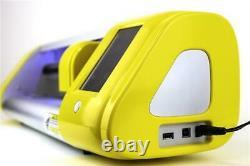 Ukcutter Série C Grade Vinyle Cutter Caméra Traceur Avec Wifi / Écran Tactile