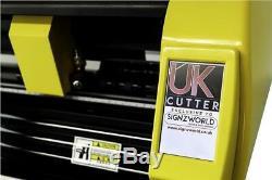 Ukcutter V Série Vinyle Cutter Traceur Caméra Avec Wifi Et Écran Tactile
