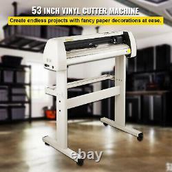 Vevor 28 Cutter De Vinyle Plotter 720mm Avec Stand Vinyl Signmaster Coupe 20 Lames