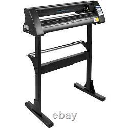 Vevor 28 Plotter De Vinyle Cutter Machine De Cutter De Vinyle 720mm