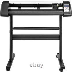 Vevor 28 Vinyl Cutter Machine De Coupe 720mm Signmaster Usb Graphics