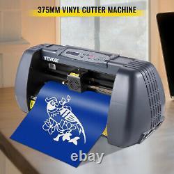 Vevor 34 Plot De Coupe En Vinyle 375mm Machine À Découper En Vinyle Avec Des Papiers En Vinyle