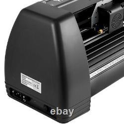 Vevor Machine De Coupe De Vinyle 375mm Contrôle Hors Ligne