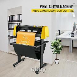 Vevor Plotter De Coupe En Vinyle 870 Mm/34 Inch Imprimante De Coupe En Vinyle