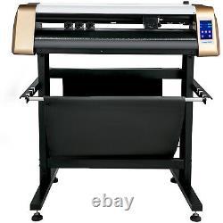 Vevor Plotter De Découpe De Vinyl Imprimante De Découpe De Vinyl 720mm
