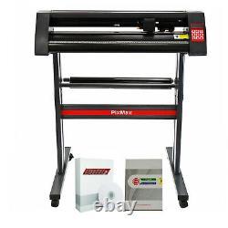 Vinyl Cutter Plotter 28 Pouces Business Sign Sticker Cut Making Signcut Pro