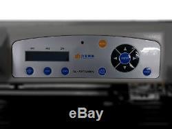 Vinyl Qualité Liyu Couteau Traceur Sc631-am Avec Oeil Optique 28 Pouces + Signcut Pro