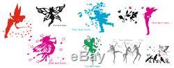Vinyle Cutter Et Ordinateur De Bureau Professionnel Dans Une Boîte Traceur Signes Stickers Stickers Muraux Sm