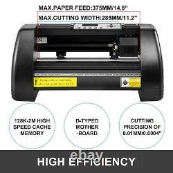 Vinyle Cutter Plotter Cutting 14