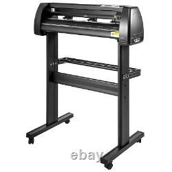 Vinyle Cutter Plotter Cutting 28 Inch Sign Making Machine With Stand Usb Port