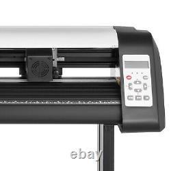 Vinyle Cutter Plotter Cutting Machine 14/28/34/53 Pouces Software Usb Port Craft