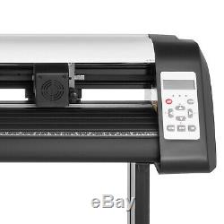 Vinyle Cutter Traceur Machine De Coupe 14/28/34/53 Pouces Logiciel Craft Port Usb
