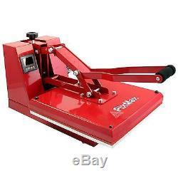 Vinyle Cutter Traceur Sublimation Heat Press 38cm Plat Clam Press Signcut Pro